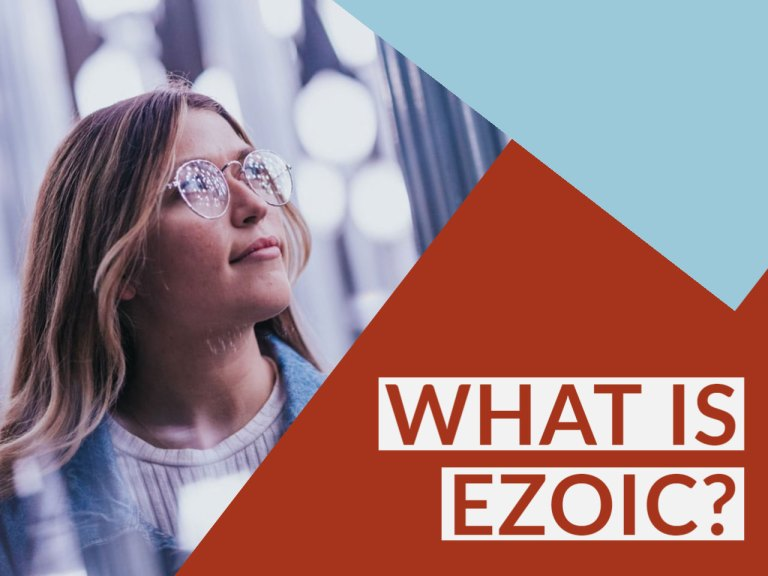 What is Ezoic?