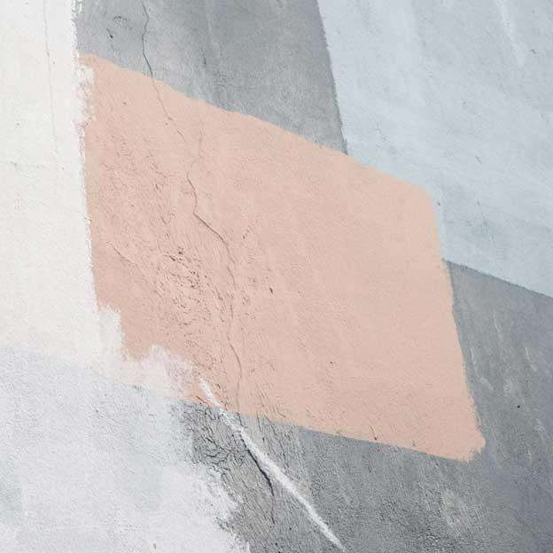 Damaged walls