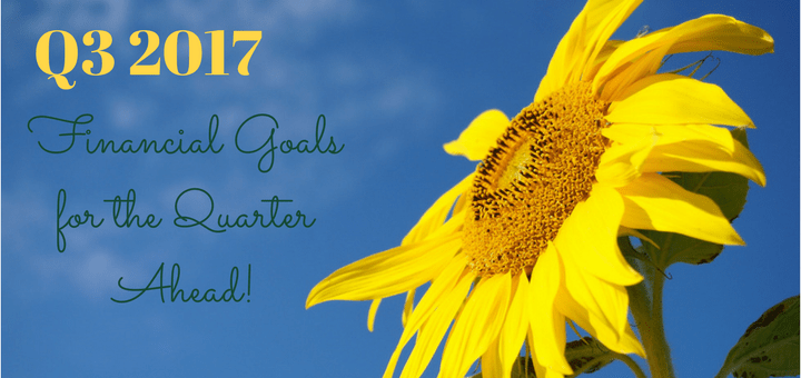 Q3 2017 Financial Goals