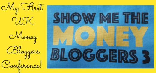 My First UK Money Bloggers Conference!