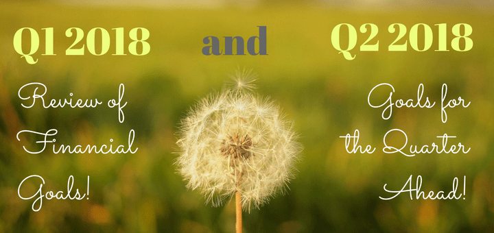 Q1 2018 and Q2 2018