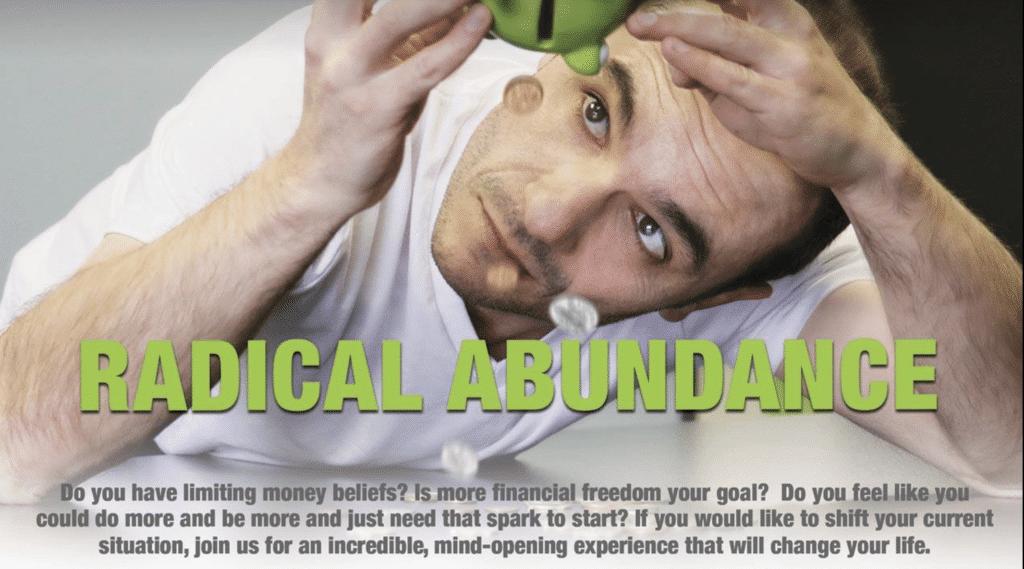 Radical Abundance Workshops