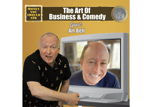 The Art of Business and Comedy. Art Bell