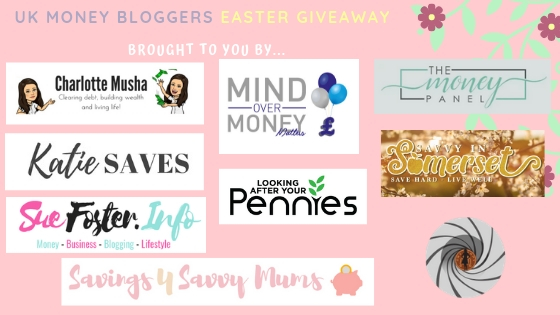 UK Money Bloggers Easter Giveaway Competition Win a Marks and Spencer Hamper