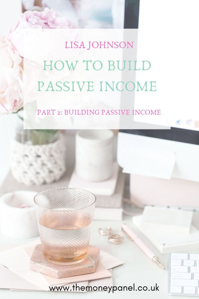 how to build passive income with lisa johnson