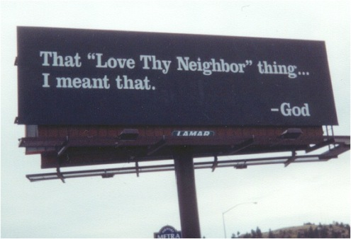 neighbor-billboard