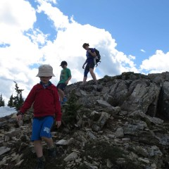 Forgetmenot Ridge – Hiking With Kids – Kananaskis