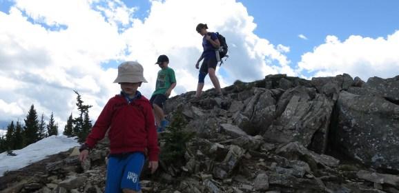 Forgetmenot Ridge – Hiking With Kids – Kananaskis
