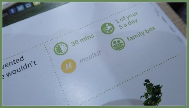 HelloFresh family box | cooking subscription box method