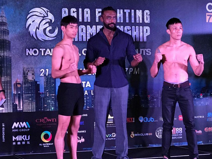 Wynn Neo will face off against Indon Junaris Sianturi.jpg