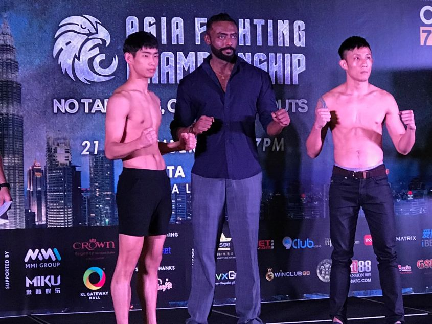Wynn Neo will face off against Indon Junaris Sianturi.jpg