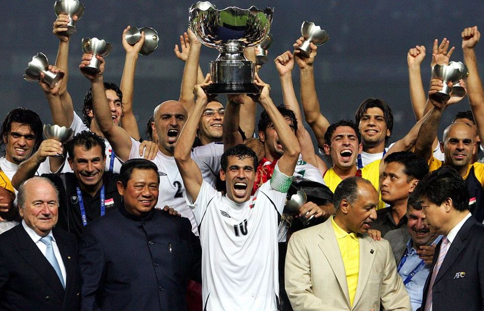 AFC Asian Cup 2007 Final - Iraq v Saudi Arabia