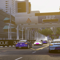 You can now race down Orchard Road. Virtually, that is.