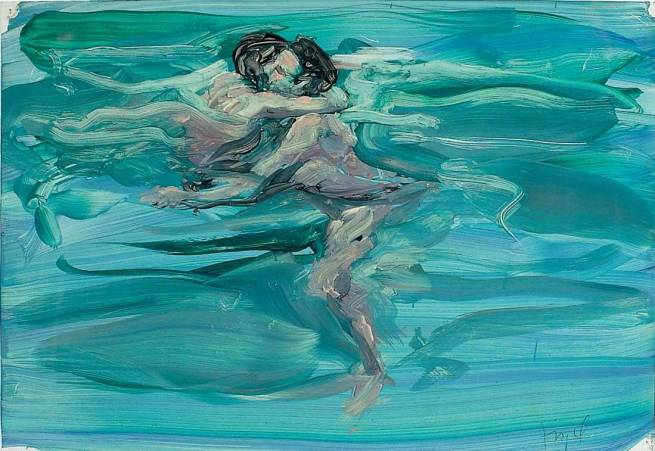 AA - E Fischl SWIMMING LOVERS 1984