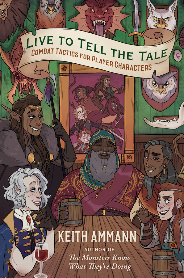 Live to Tell the Tale Cover