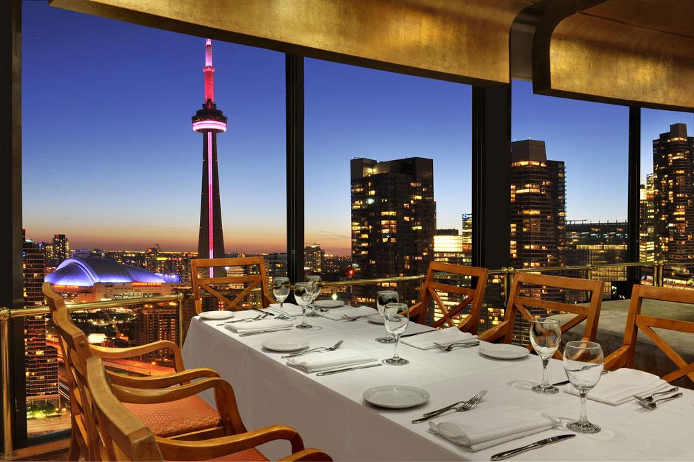 Dinner Restaurants Toronto Downtown