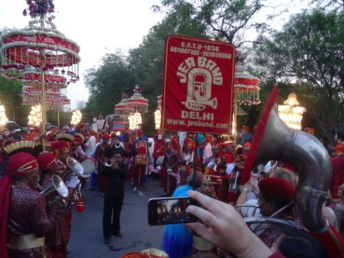 Delhi street band