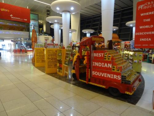 delhi airport souvenirs