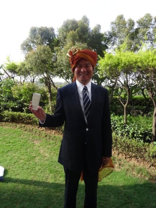 delhi antares turban