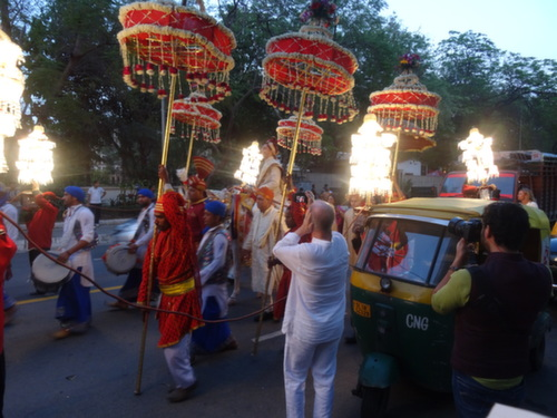 delhi streete more