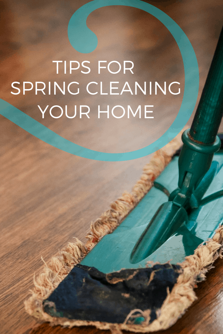 Spring CleaningTips for Your Home