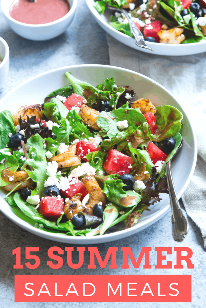 Summer Salad Meal Recipes