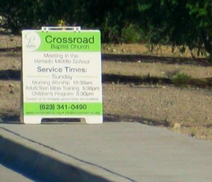 Join us at the Crossroad