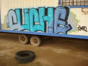 Cliche Graffiti