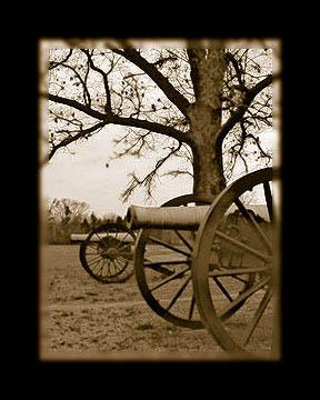 Chickamauga Cannons