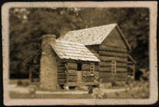 Appalachian Log Cabin