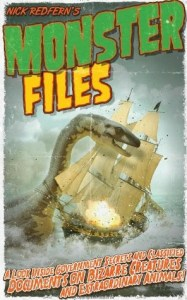 Nick Redfern's Monster Files