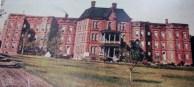 Georgia Female Convalescent building (built 1833)