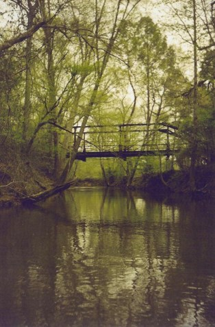 Haunted Bridge Lookout Mountain Etowah County Alabama