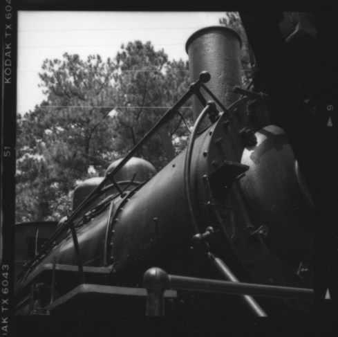 Maco Light Ghost Train North Carolina