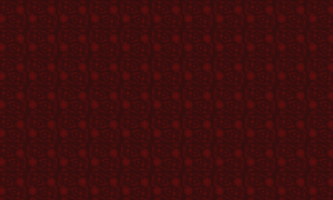 sis design flowery pattern header