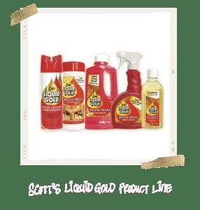 Scott's Liquid Gold Product Line
