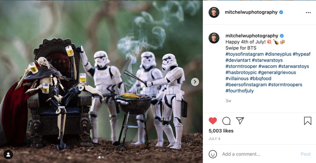 Mitchel Wu Toy Photographer