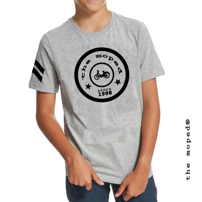 camiseta kid moto clásica