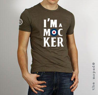 camiseta-manga-corta-army-mocker-rocker-mod-the-moped-lorena-torrado-modelo