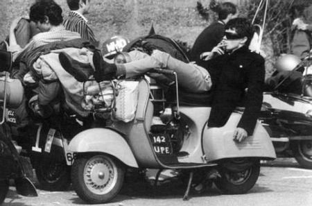 Camiseta-QUADROPHENIA-Diseño-The-Moped