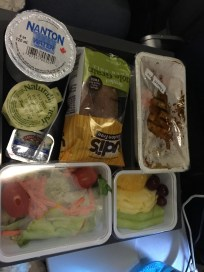 Dinner on the Flight (GF)