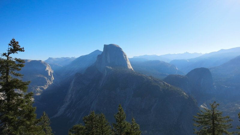 Stunning Yosemite National Park In Pictures