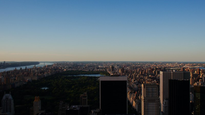 A Photography Entry of Summer in New York City