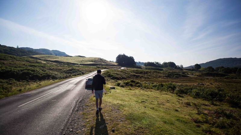 Photography Paradise – A Photo Entry Of Road Trip In UK
