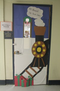 Door Express & 2010 LEC Door Decorating Contest - Bonnie ...
