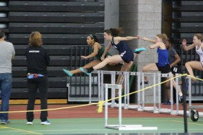 Kate M Indoor Track
