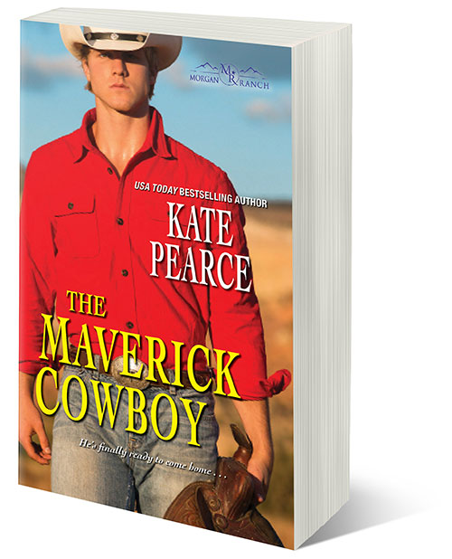 The Maverick Cowboy Paperback