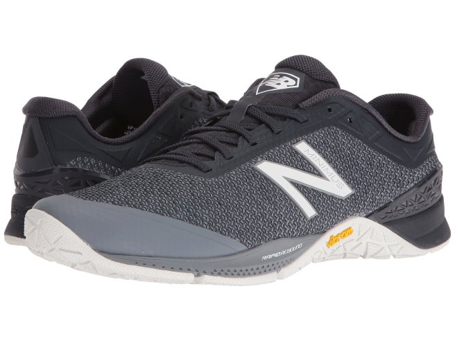 CrossFit Shoe Reviews - New Balance Minimus 40v1