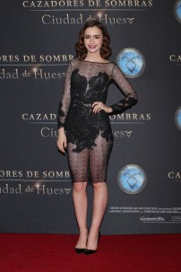 "The Mortal Instruments: City of Bones"" Mexico City - Red Carpet"