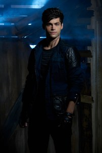 "SHADOWHUNTERS - ABC Family's ""Shadowhunters"" stars Matthew Daddario as Alec Lightwood. (ABC Family/Bob D'Amico)"